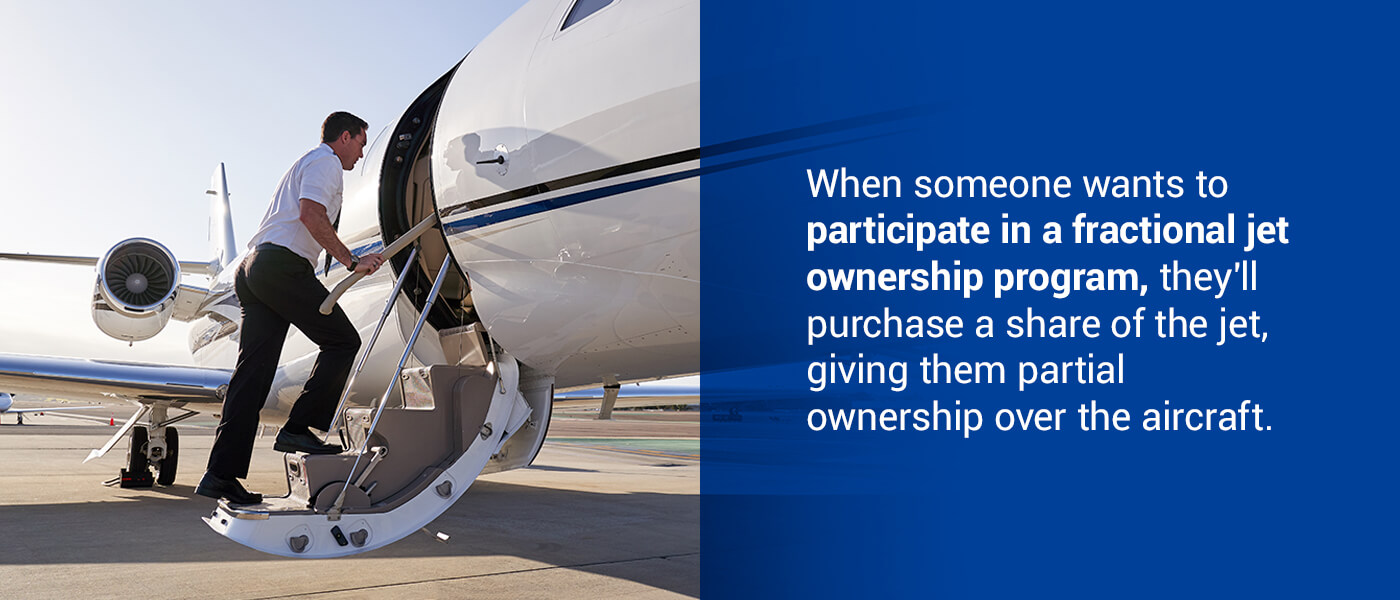 How Fractional Jet Ownership Works