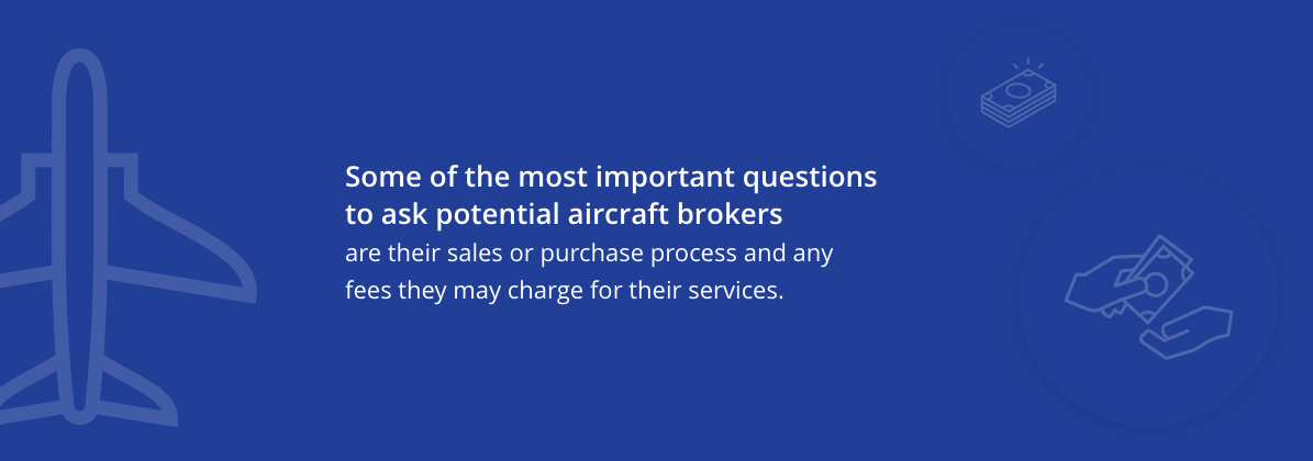 Questions to Ask Your Aircraft Broker